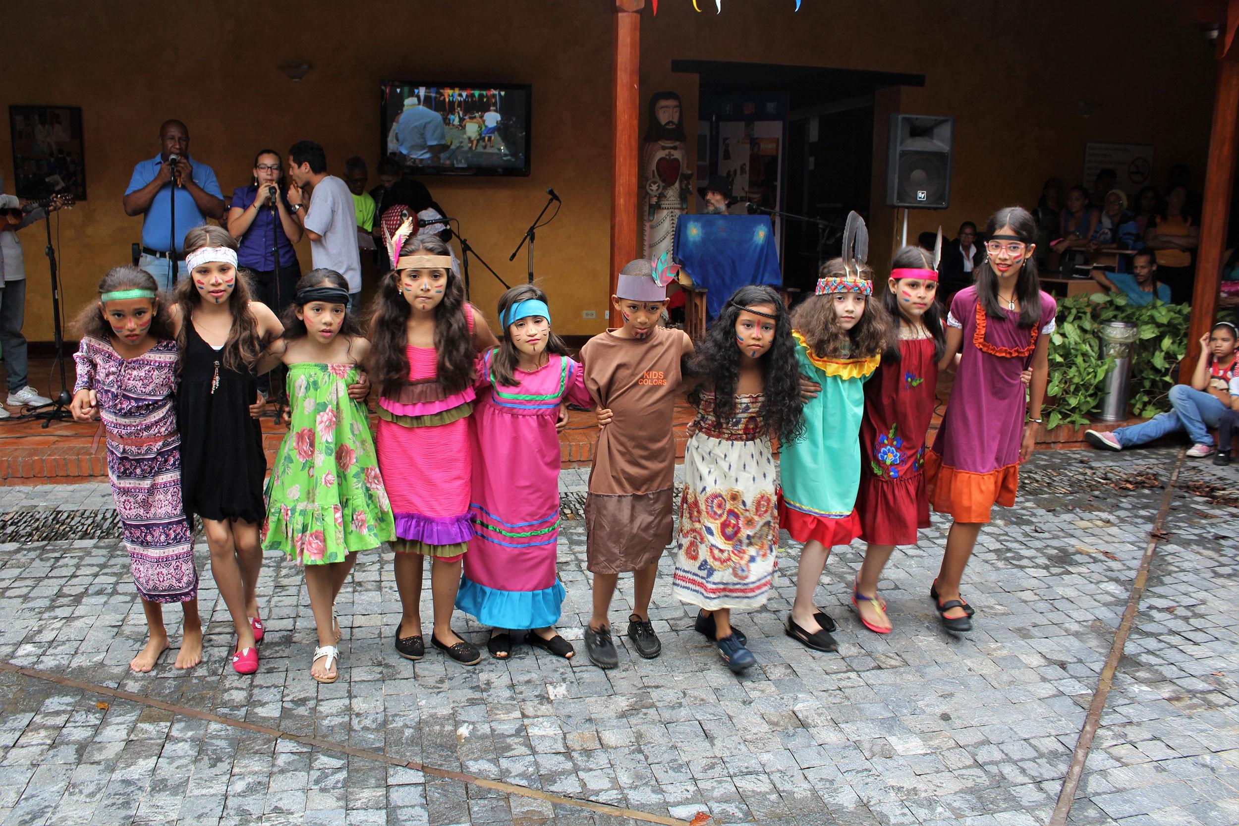 Desinterés de los niños por la danza