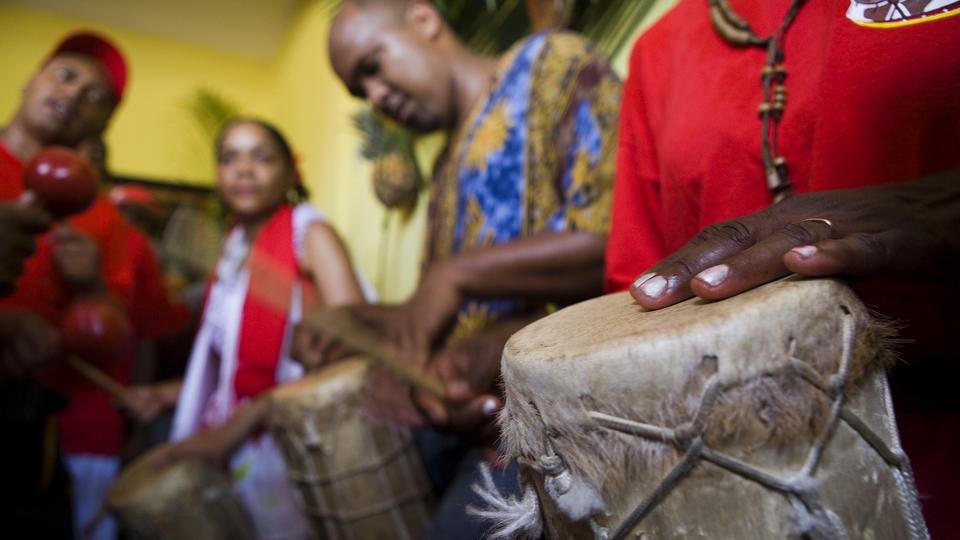 San juan tambores